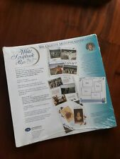 Creative Memories White Refill Pages 12x12 -15 Sheets RCM-12S (old style) NEW