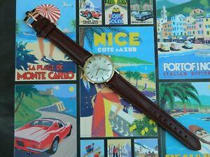 Authentic!! Omega Seamaster De Ville Automatic Date Watch 1970's Excellent.