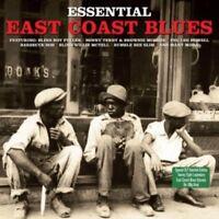 Essential East Coast Blues 180G 2 LP Vinyl Record Barbecue Bob Buddy Moss +more