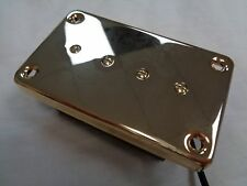 Artec Custom Hot 4 String Sidewinder Bass Pickup 30K Ohms Gold