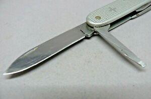 Victorinox  93mm Technician old Cross Alox Swiss Army Knife
