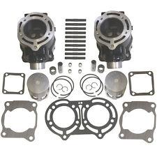 New Cylinder Piston Rings Gaskets Kit for Yamaha Banshee 350 YFZ 350 1987-2006