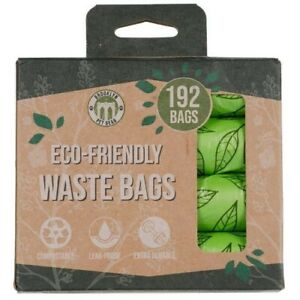 Eco - friendly waste bags Brooklyn Pet Gear 192 Bags - Extra Durable