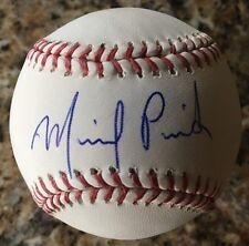 MICHAEL PINEDA AUTOGRAPHED SIGNED AUTO MLB BASEBALL NEW YORK YANKEES MARINERS