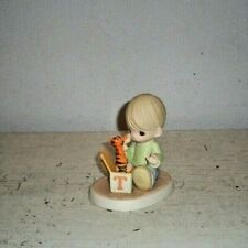 """New ListingPrecious Moments Figurine Disney The Wonderful Thing About Tiggers 4 1/4"""" Tal"""