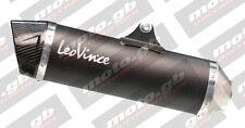 SUZUKI V-STROM 1000 2014-16 LEOVINCE NERO EXHAUST *PROMO*IN STOCK*