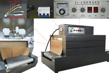 220V Shrink Tunnel Packaging Machine Network Transmission Type Packing&Shipping