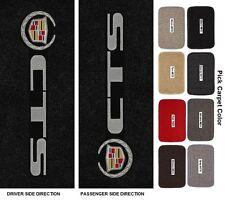 Lloyd Mats Cadillac CTS Sideways Classic Loop Front Floor Mats (2003-2014)