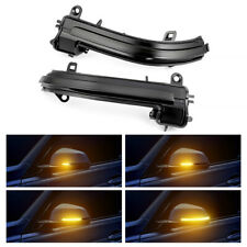 2x Dynamic Turn Signal Mirror Sequential Light For BMW 1 2 3 4 Series F20 F30 X1