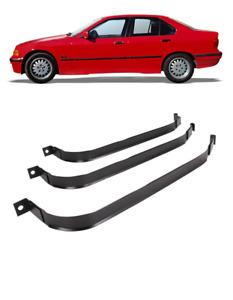 Fuel Tank Strap Bracket Set of 3 - fits BMW 3 Series E36 1992-1998 Petrol/Diesel