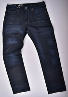 G-Star RAW 3301 Straight Jeans W34 L32 Jeanshose Herrenjeans Used Vintage Look