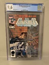 The Punisher Limited Series #2 CGC 9.6 NM+