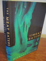 1st Edition The Meat Eaters Michael Collins Stories First Printing & Book