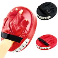 Boxing Punching Pads Mitts Gloves MMA Focus Boxing Pads Sparring Gloves