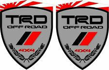 Toyota Hilux Tacoma TRD Off Road  80mm Wing Decals Stickers