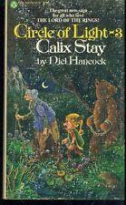 CIRCLE OF LIGHT #3 Calix Stay Neil Hancock (1977) Popular Library fantasy pb 1st