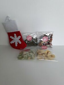 Hamster / Small Pet Christmas Treat Pack With Stocking
