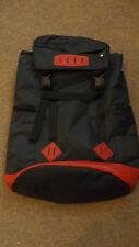 Mastermind Backpack Laptop Tablet Rucksack School College Travel Bag NAVY & RED