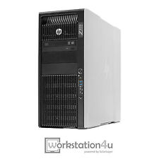 HP Z820 V2 PC Workstation 2x Xeon E5-2680v2 RAM 32GB HDD 450GB Quadro 4000 W10