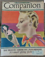 Women's Home Companion April 1939