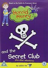 Horrid Henry and the Secret Club [DVD]