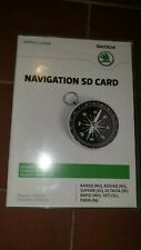 Skoda Navigation Sd Card