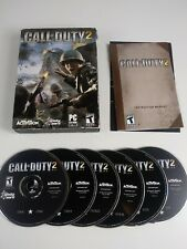 Call Of Duty 2 (PC 2005) Complete 6 Discs