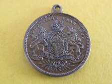 1902 Coronation Medal Edward VII 25mm dia