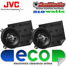 Jvc 4 Pulgadas 10 Cm 420 vatios Car 2 Vias Coaxial altavoces del coche y sonido de amortiguamiento