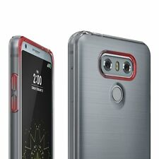 Chivel® For LG G6 Ultra Slim Crystal Clear TPU Lightweight Case Cover