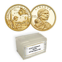 2019-S Proof Native American $1 Coin Roll