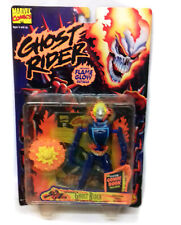Vintage Retro Toy Biz MARVEL COMICS Ghost Rider toy action figure RARE IN THE UK