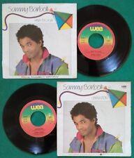 "7""45 Giri Sammy Barbot Aria Di Casa/Liberazion POP ITALY 1981 WEA T 18859 no lp"