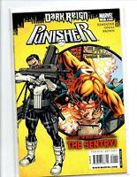 Dark Reign Punisher #1 - cover swipe kills Sentry - Near Mint
