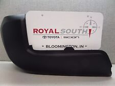 Toyota Tacoma 16-17 Non Painted Left Rear Bumper End Cap Insert Genuine OE OEM