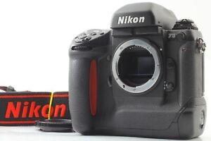 Final Model【 MINT S/N: 323xxxx】 Nikon F5 35mm SLR Film Camera w/ Strap Japan 665