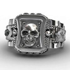 Men's Craft Ring M133 Designer Style Skull Head