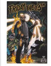Friday the 13th Special #1, Wraparound Variant, NM- 9.2, 1st Print, 2005, Scan