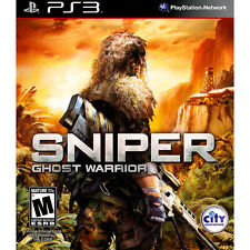 Sniper: Ghost Warrior PS3 [Brand New]