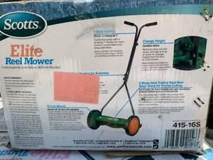 "Scotts 415-16S 16"" Elite Push Reel Mower *Box Damage* Complete Walk Behind"