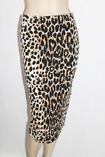 Sportsgirl Designer Animal Print Pencil Skirt Size XS BNWT #SH80