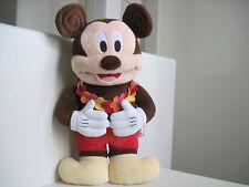 "GIANT Disney Store MICKEY MOUSE 23"" Plush Stuffed Animal"