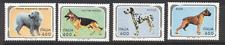 ITALIA 1994 CANI RAZZE// Animali domestici 4v Set ref:s981