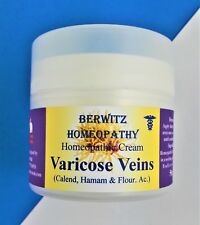 Varicose Veins Homeopathy Cream Soothing Healing Itch Relief  Free Arnica 6