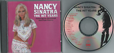 "NANCY SINATRA      ""The Hit Years""      86 Rhino CD"