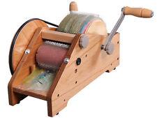 Trommelkarde 10cm Ashford WILD XS Kardiermaschine - Drum Karder -