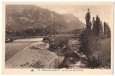 CPA 65 - ARGELES GAZOST (Hautes Pyrénées) - 54. Le Pont de Bôo-Silhen