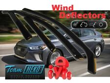 HYUNDAI IONIQ  2017 -  5.doors  Wind deflectors 4.pc  HEKO 17289