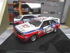 Audi Quattro Rallye acrópolis Greece WM 1982 #11 Wittmann R 6 vitesse rar 1:43