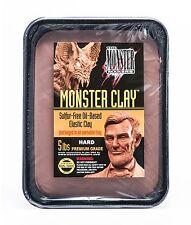 Monster Clay Premium Grade Modeling Clay - Hard - (20lb case)